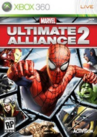 Marvel Ultimate Alliance 2 sur 360