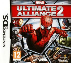 Marvel Ultimate Alliance 2 sur DS