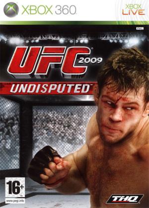 UFC 2009 Undisputed sur 360