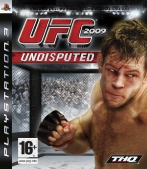UFC 2009 Undisputed sur PS3
