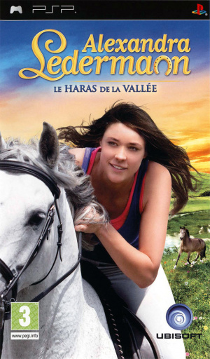 Alexandra Ledermann : Le Haras de la Vallée sur PSP