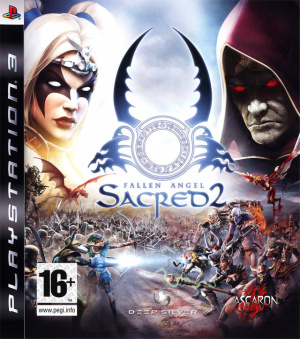 Sacred 2 : Fallen Angel sur PS3