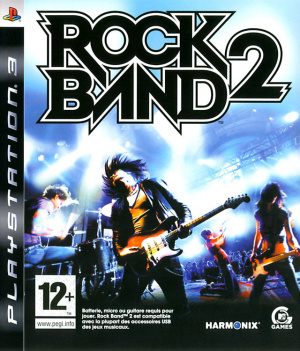 Rock Band 2 sur PS3