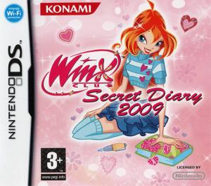 Winx Club : Secret Diary 2009 sur DS