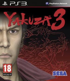 Yakuza 3 sur PS3