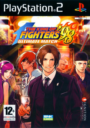 The King of Fighters '98 : Ultimate Match sur PS2