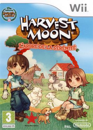 Harvest Moon : L'Arbre de la Sérénité sur Wii