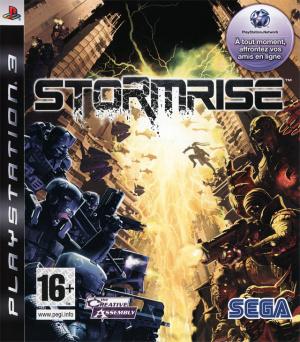 Stormrise sur PS3