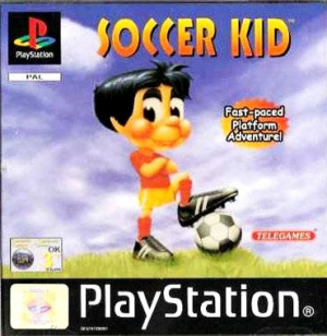 Soccer Kid sur PS1