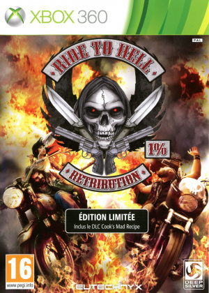 Ride to Hell : Retribution sur 360
