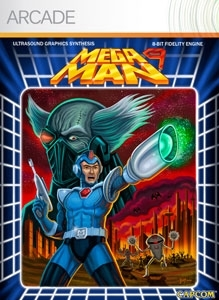 Mega Man 9 : The Ambition's Revival sur 360