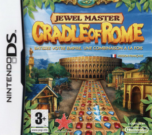 Jewel Master : Cradle of Rome sur DS