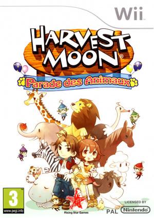Harvest Moon : Parade des Animaux sur Wii
