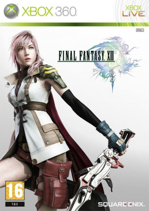 Final Fantasy XIII sur 360