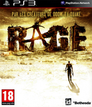 Rage sur PS3