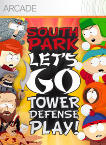 South Park : Let's Go Tower Defense Play ! sur 360