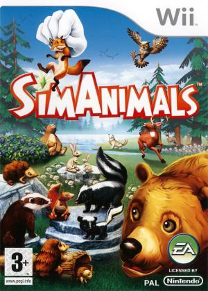 SimAnimals sur Wii