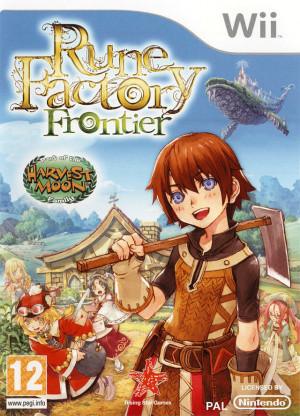 Rune Factory Frontier sur Wii