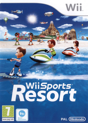 Wii Sports Resort sur Wii