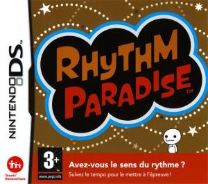 Rhythm Paradise sur DS