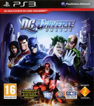 DC Universe Online sur PS3