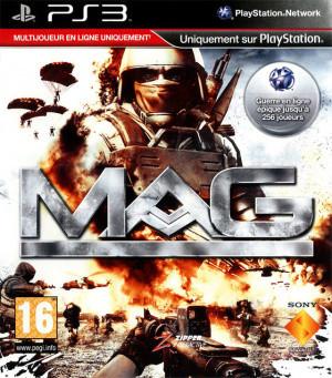 MAG sur PS3