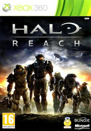 La jaquette de Halo Reach