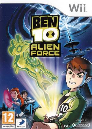 Ben 10 : Alien Force sur Wii
