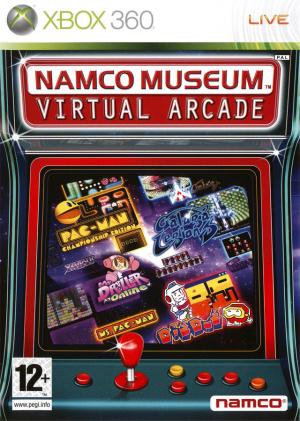 Namco Museum : Virtual Arcade sur 360