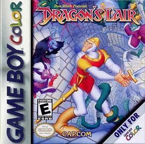Dragon's Lair sur GB