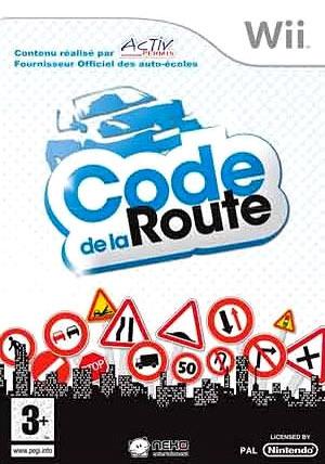 Code de la Route sur Wii