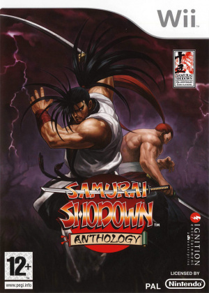 Samurai Shodown Anthology sur Wii