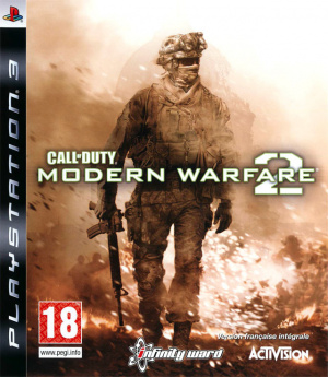 Call of Duty : Modern Warfare 2 sur PS3