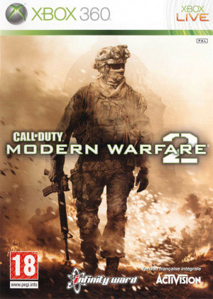 Call of Duty : Modern Warfare 2 sur 360