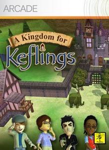 A Kingdom for Keflings sur 360