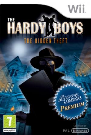 The Hardy Boys : The Hidden Theft sur Wii