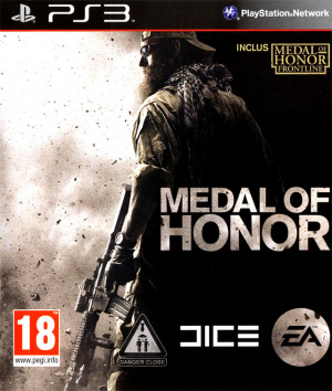 Medal of Honor sur PS3