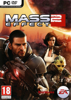 Mass Effect 2 sur PC
