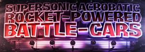 Supersonic Acrobatic Rocket-Powered Battle-Cars sur PS3