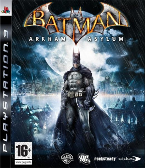 Batman Arkham Asylum sur PS3