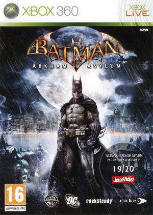 Batman Arkham Asylum sur 360