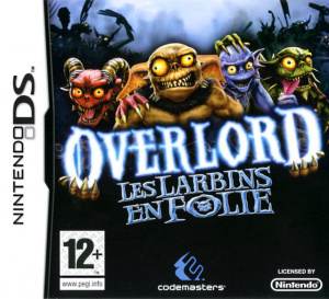 Overlord : Les Larbins en Folie sur DS