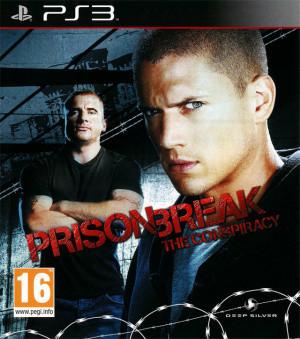 Prison Break : The Conspiracy sur PS3