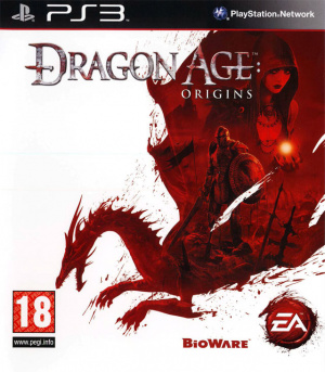 Dragon Age : Origins sur PS3