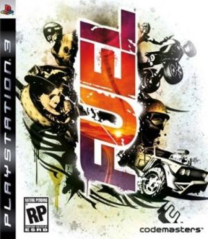 Fuel sur PS3