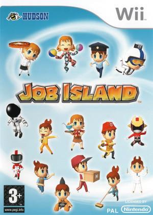 Job Island sur Wii
