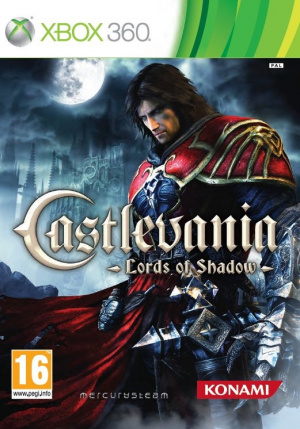 Castlevania : Lords of Shadow sur 360
