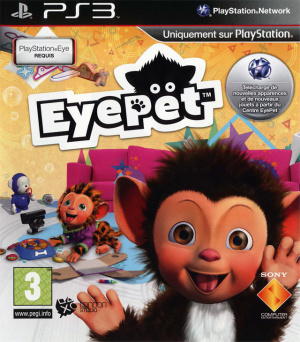 EyePet sur PS3