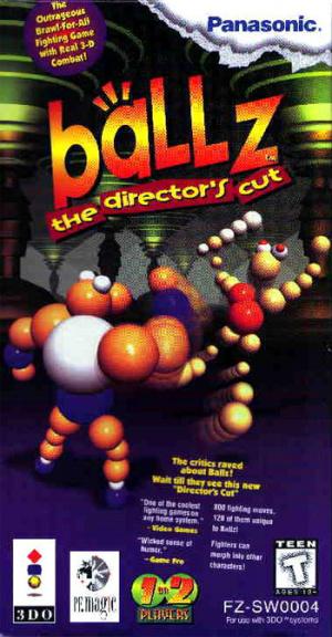 Ballz : The Director's Cut sur 3DO