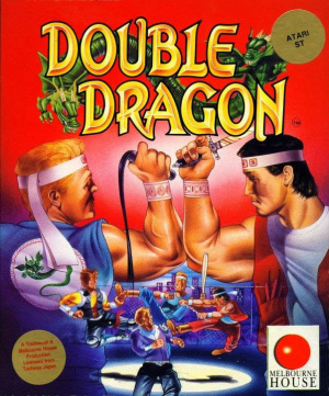 Double Dragon sur ST